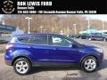 2015 Deep Impact Blue Metallic Ford Escape SE 4WD #118900069
