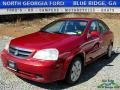 Fusion Red Metallic - Forenza Sedan Photo No. 1