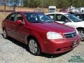 Fusion Red Metallic - Forenza Sedan Photo No. 2