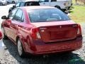 Fusion Red Metallic - Forenza Sedan Photo No. 4