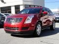Front 3/4 View of 2016 SRX Luxury
