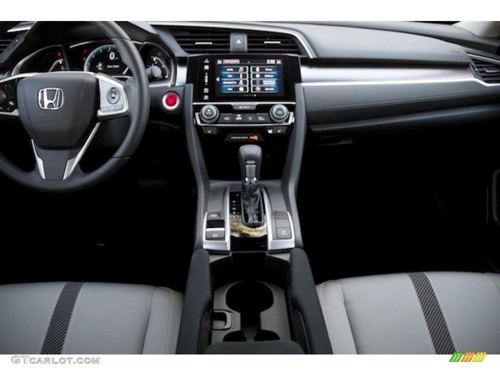 2017 modern steel metallic honda civic ex t sedan for Cosmic blue honda civic 2017
