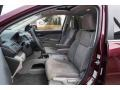 2014 Basque Red Pearl II Honda CR-V EX AWD  photo #9
