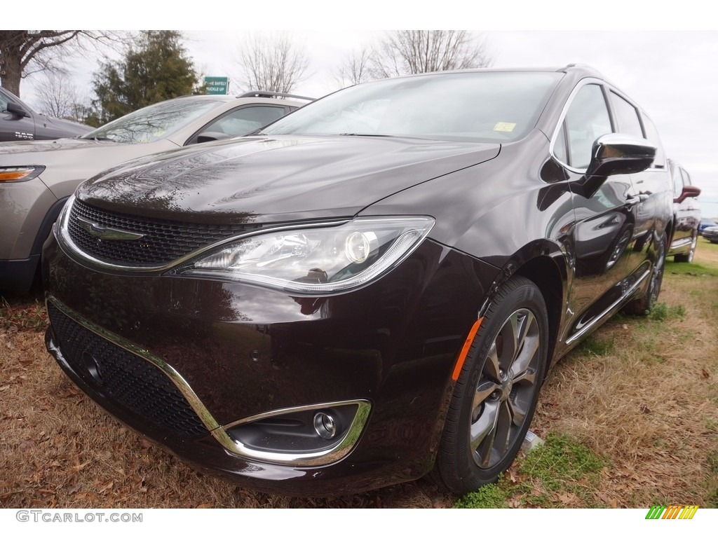 2017 chrysler pacifica limited exterior photos. Black Bedroom Furniture Sets. Home Design Ideas