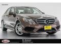 Dolomite Brown Metallic 2014 Mercedes-Benz E Gallery