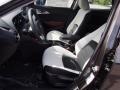 Black/Parchment 2017 Mazda CX-3 Interiors
