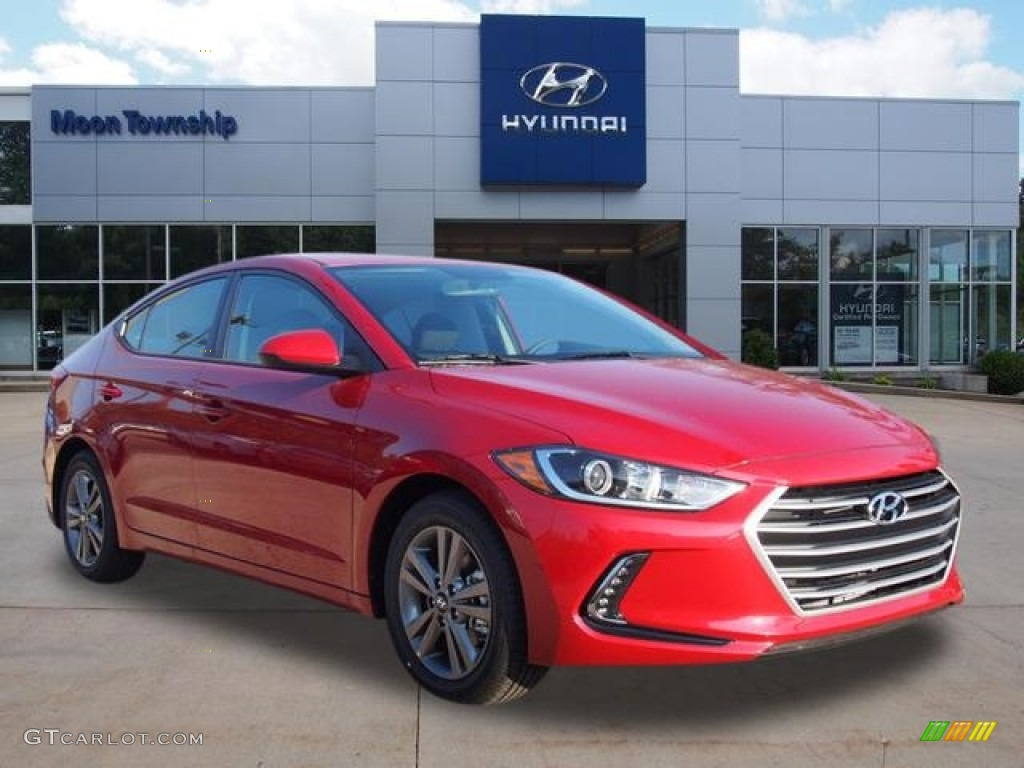 2017 red hyundai elantra value edition 118989323 photo 8 car color galleries. Black Bedroom Furniture Sets. Home Design Ideas