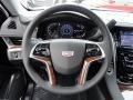 2017 Cadillac Escalade Jet Black Interior Steering Wheel Photo