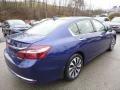 Vortex Blue Pearl - Accord Hybrid EX-L Sedan Photo No. 4
