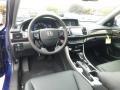 2017 Accord Hybrid EX-L Sedan Black Interior