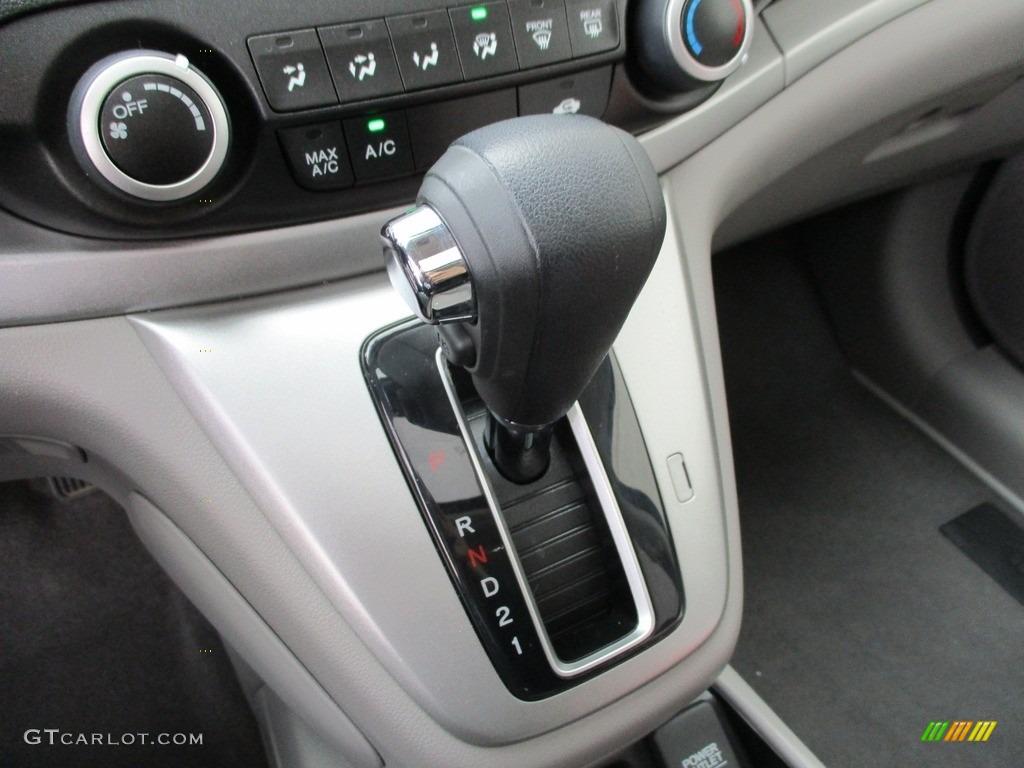 2014 CR-V EX AWD - Twilight Blue Metallic / Gray photo #15