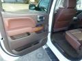 Iridescent Pearl Tricoat - Silverado 1500 High Country Crew Cab 4x4 Photo No. 50