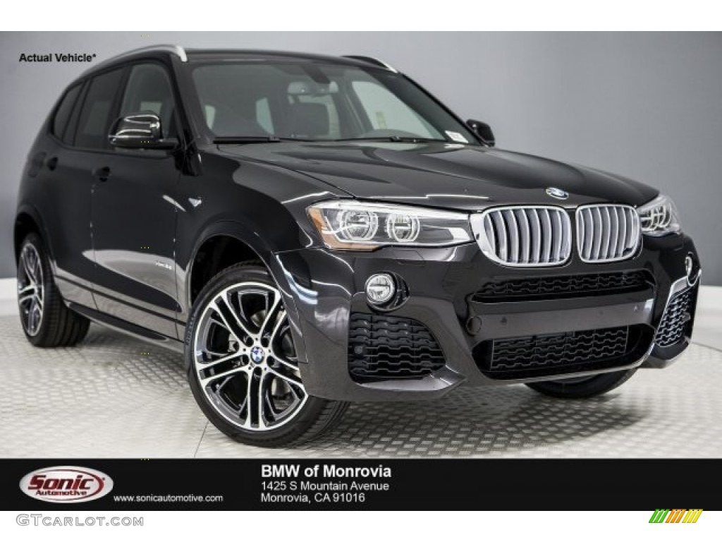 2017 black sapphire metallic bmw x3 xdrive35i 119050848. Black Bedroom Furniture Sets. Home Design Ideas