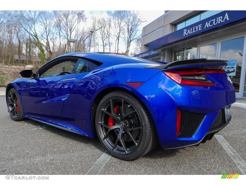 2017 Nouvelle Blue Pearl Acura Nsx 119050802 Photo 10 Gtcarlot Com Car Color Galleries