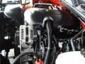 2005 Victory Red Chevrolet Silverado 1500 LS Crew Cab  photo #18