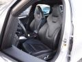 Black Front Seat Photo for 2014 Audi S4 #119079047