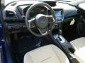 2017 Subaru Impreza Ivory Interior Interior Photo