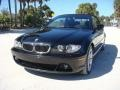 Black Sapphire Metallic - 3 Series 325i Convertible Photo No. 30