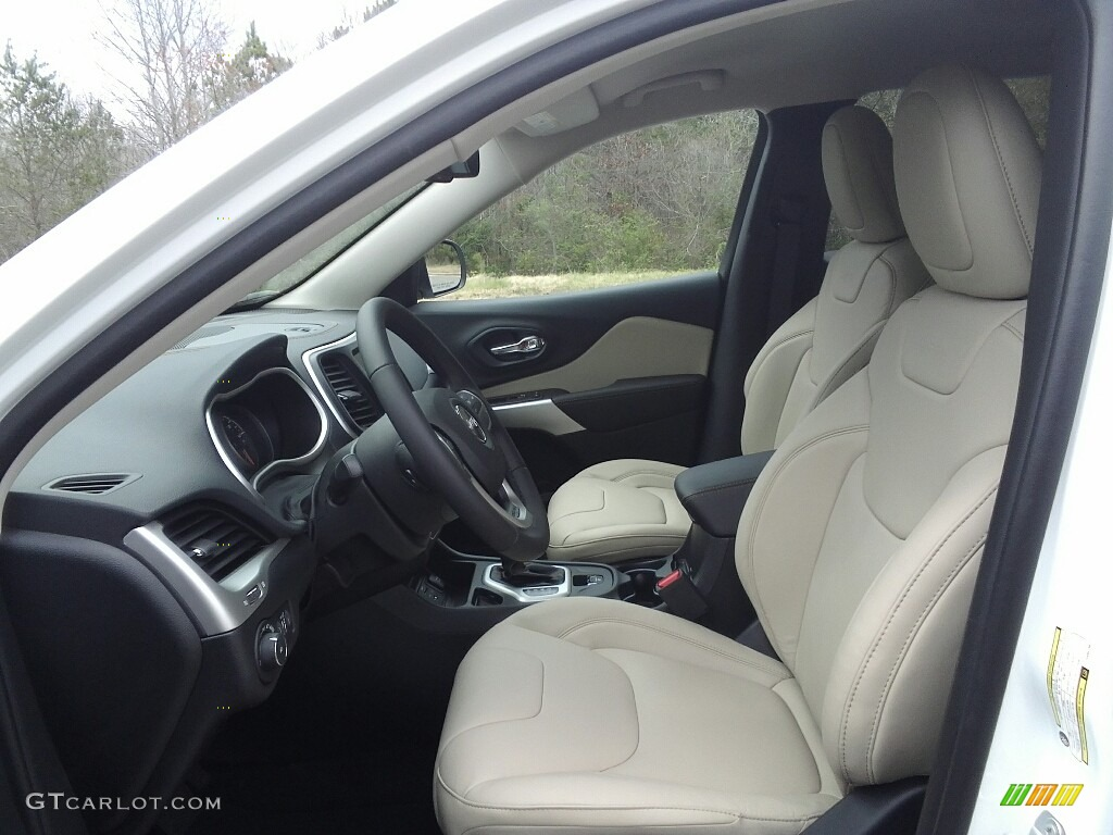 2017 bright white jeep cherokee limited 119111555 photo - 2017 jeep cherokee limited interior ...