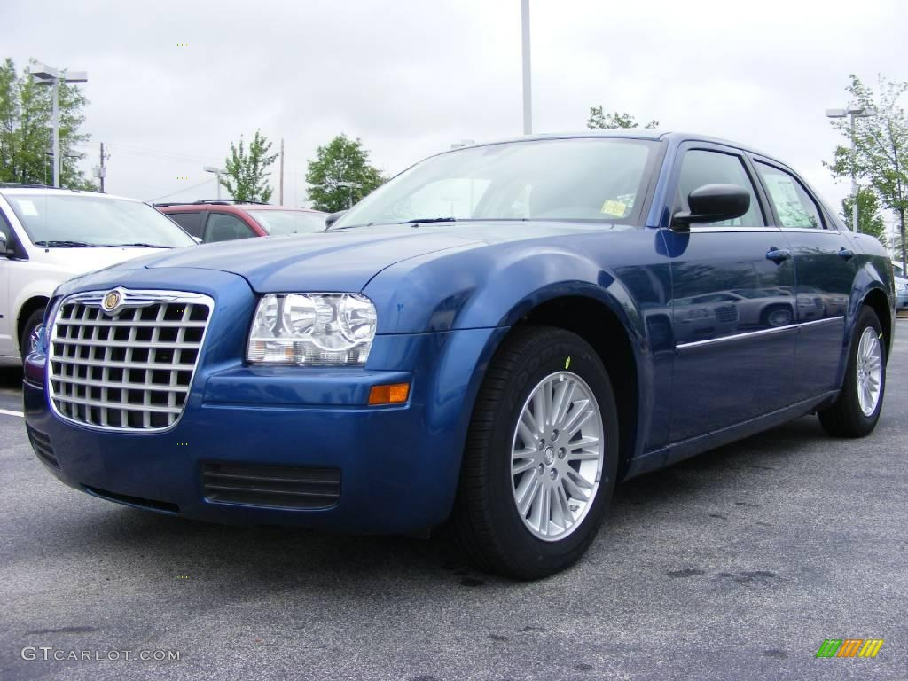 2009 Deep Water Blue Pearl Chrysler 300 11891935 Photo