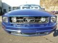 2006 Vista Blue Metallic Ford Mustang V6 Premium Convertible  photo #8