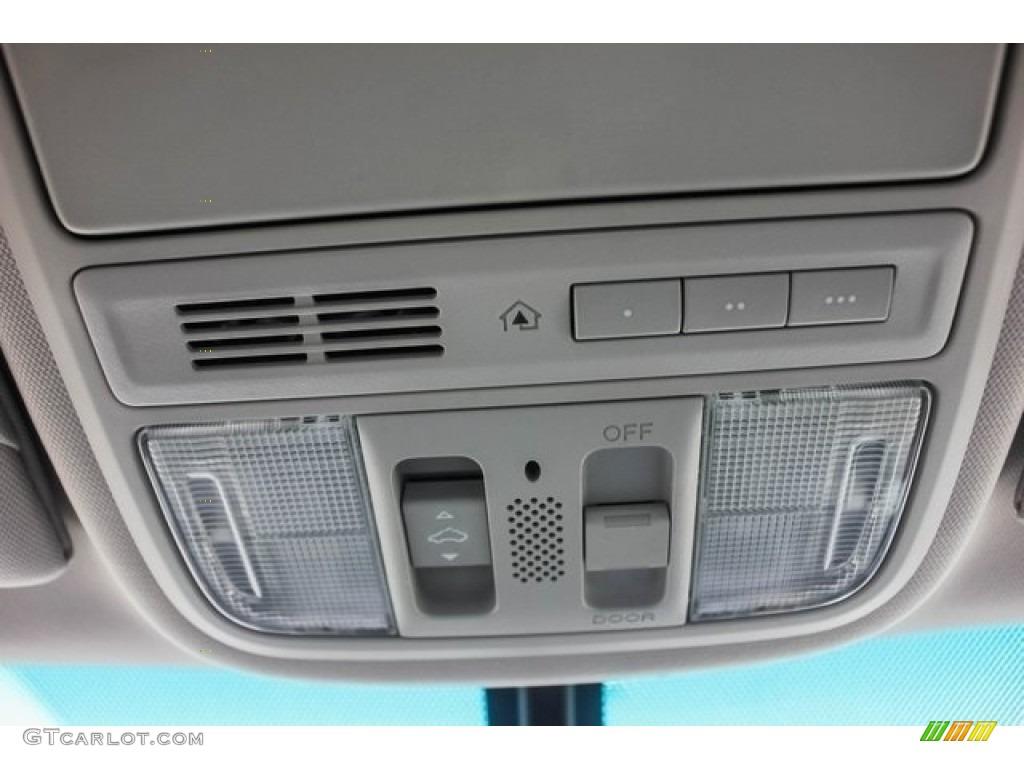 2010 TSX Sedan - Palladium Metallic / Taupe photo #51
