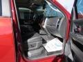 2010 Inferno Red Crystal Pearl Dodge Ram 3500 Laramie Crew Cab 4x4  photo #25