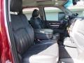 2010 Inferno Red Crystal Pearl Dodge Ram 3500 Laramie Crew Cab 4x4  photo #26