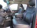 2010 Inferno Red Crystal Pearl Dodge Ram 3500 Laramie Crew Cab 4x4  photo #30