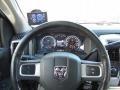 2010 Inferno Red Crystal Pearl Dodge Ram 3500 Laramie Crew Cab 4x4  photo #43