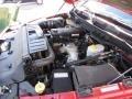 2010 Inferno Red Crystal Pearl Dodge Ram 3500 Laramie Crew Cab 4x4  photo #54
