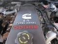 2010 Inferno Red Crystal Pearl Dodge Ram 3500 Laramie Crew Cab 4x4  photo #56