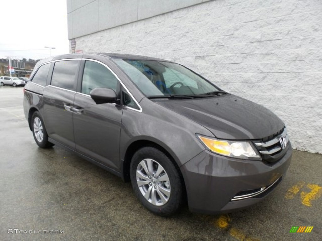 Lovely Smoky Topaz Metallic Honda Odyssey