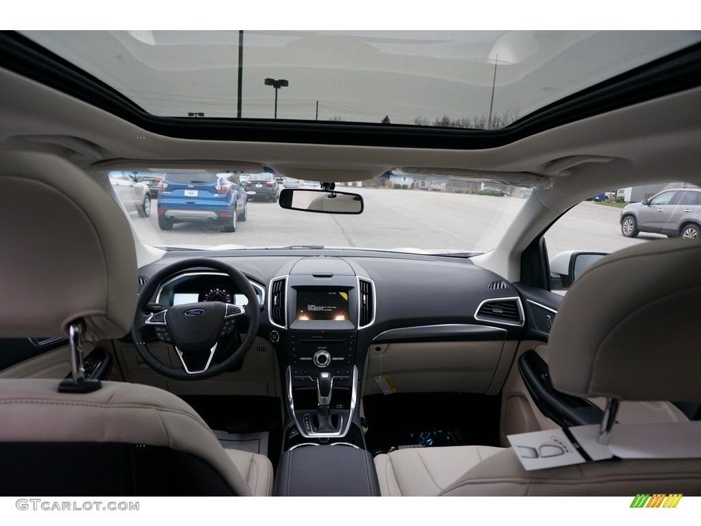 2017 Ford Edge White Platinum >> 2017 White Platinum Metallic Ford Edge Titanium AWD #119135532 Photo #4 | GTCarLot.com - Car ...