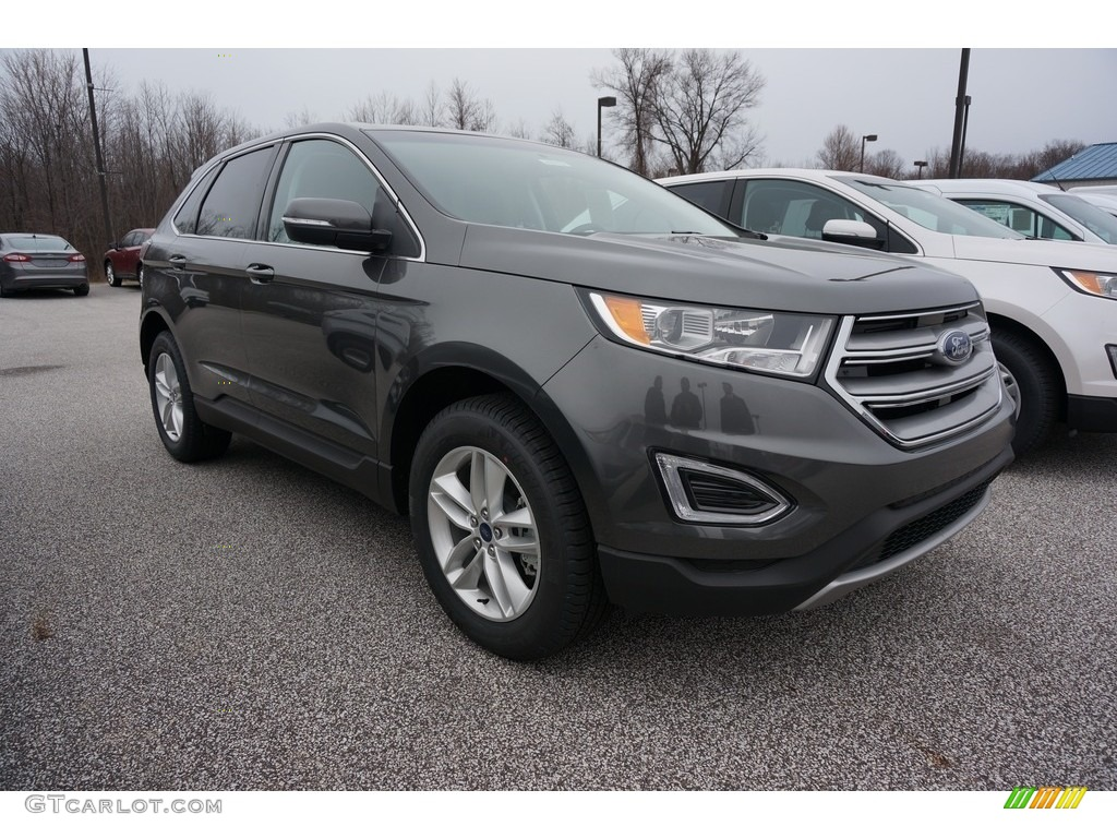 2017 magnetic metallic ford edge sel awd 119135519 photo 4 car color galleries. Black Bedroom Furniture Sets. Home Design Ideas