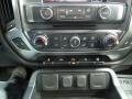 Jet Black Controls Photo for 2017 Chevrolet Silverado 2500HD #119187137