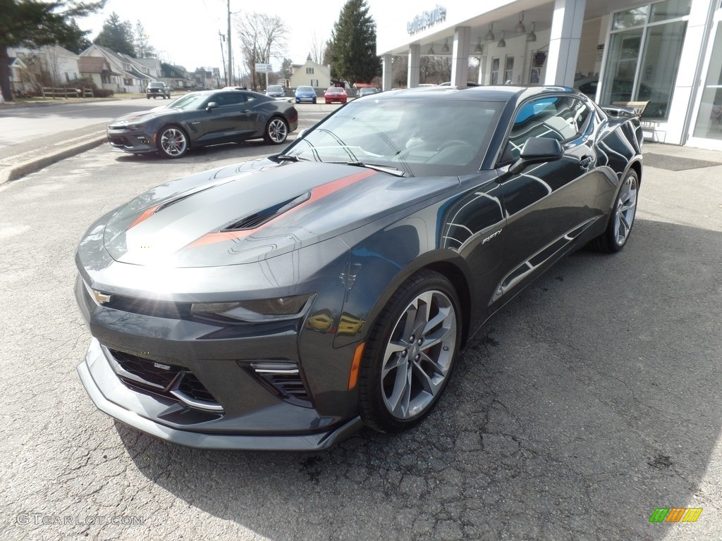2017 nightfall gray metallic chevrolet camaro ss convertible 50th anniversary 119134976. Black Bedroom Furniture Sets. Home Design Ideas