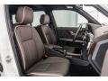 2014 GLK 350 4Matic Mocha Brown Interior
