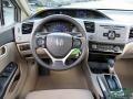 Urban Titanium Metallic - Civic LX Sedan Photo No. 16