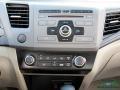 Urban Titanium Metallic - Civic LX Sedan Photo No. 21