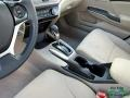 Urban Titanium Metallic - Civic LX Sedan Photo No. 22