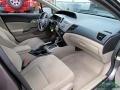 Urban Titanium Metallic - Civic LX Sedan Photo No. 26