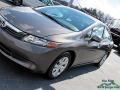Urban Titanium Metallic - Civic LX Sedan Photo No. 29