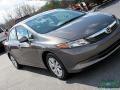 Urban Titanium Metallic - Civic LX Sedan Photo No. 30