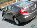 Urban Titanium Metallic - Civic LX Sedan Photo No. 32