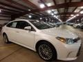 Blizzard Pearl White 2017 Toyota Avalon Limited