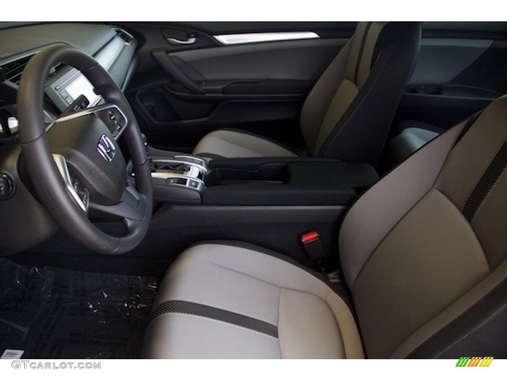2017 modern steel metallic honda civic lx p coupe 119222898 photo 8 car color. Black Bedroom Furniture Sets. Home Design Ideas