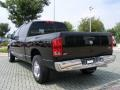 2006 Brilliant Black Crystal Pearl Dodge Ram 1500 Laramie Mega Cab  photo #3