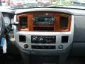 2006 Brilliant Black Crystal Pearl Dodge Ram 1500 Laramie Mega Cab  photo #26