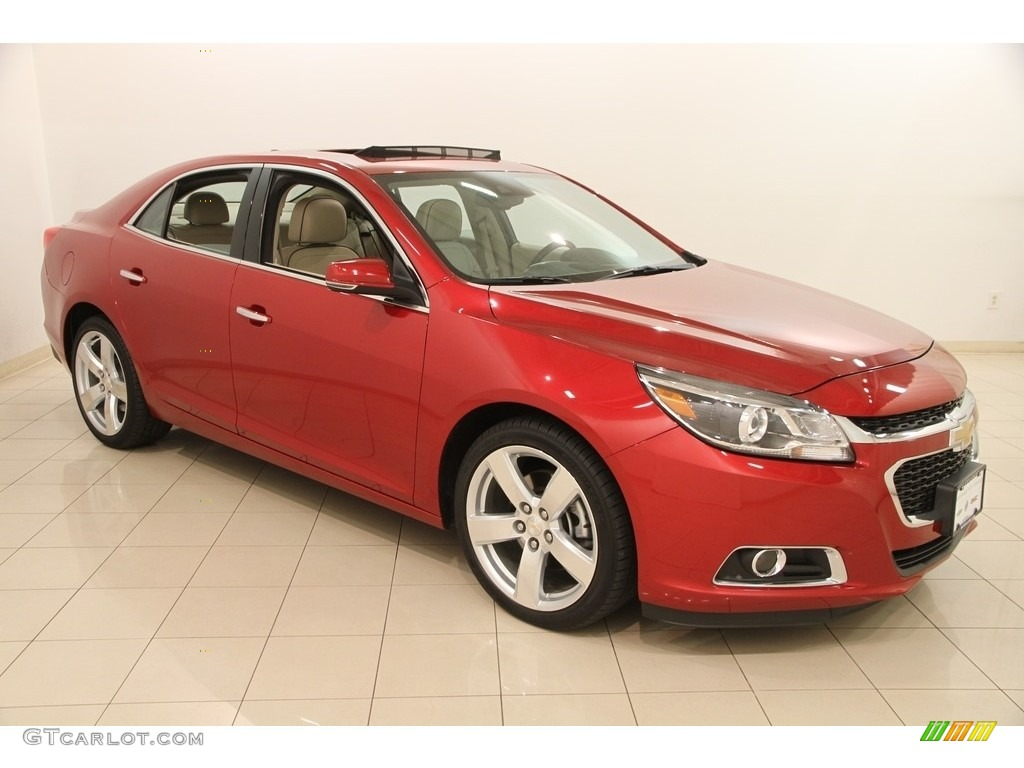 2014 crystal red tintcoat chevrolet malibu ltz 119227588 car color galleries. Black Bedroom Furniture Sets. Home Design Ideas